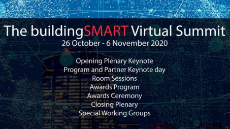 buildingSMART International Virtual Summit